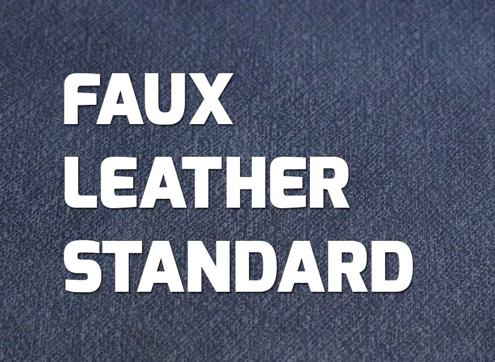 Faux leather standard